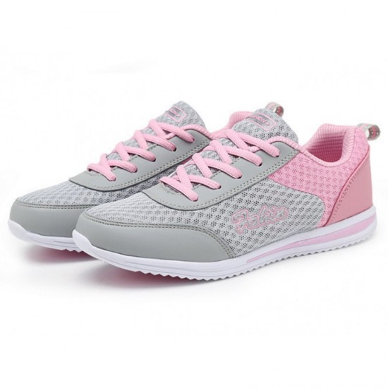 Pink Color Sports Breathable Joggers For Women image