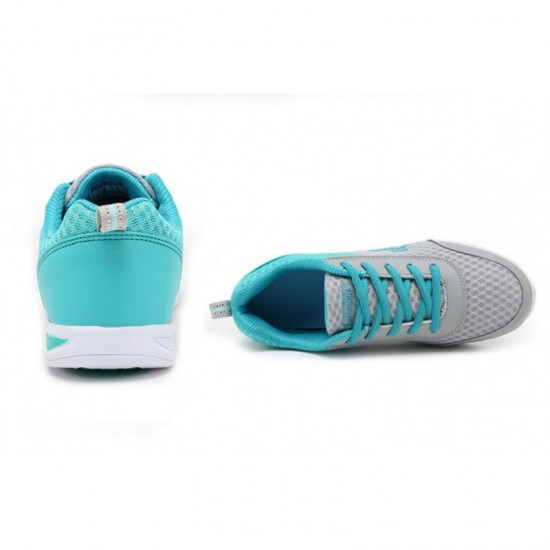 Sports Breathable Joggers For Women-Light Blue image
