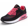 Black Color Breathable Joggers Walk Sports Shoes For Women image