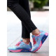 Breathable Joggers Walk Sports Shoes For Women-Blue image