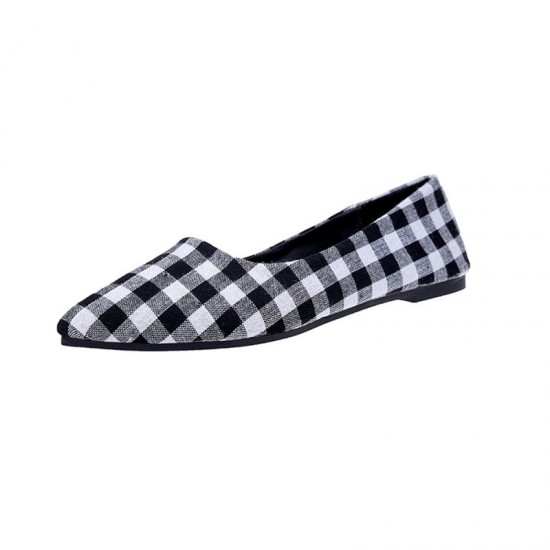 Ladies Summer New Shallow mouth Square Fashion Shoes-Black image