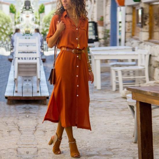 casual modern dress