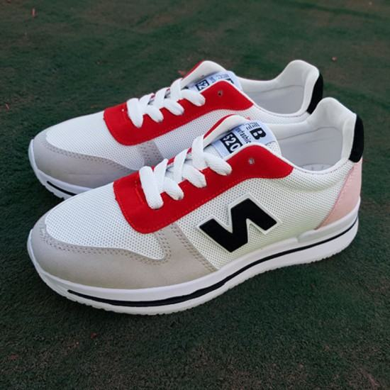 Soft And Low Weight Casual Sports Shoes For Women-White image