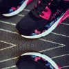 Summer Women Black Sports Breathable Joggers Walk Shoes image