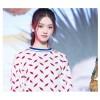 Silver Color White Flower Korean Fashion Earrings For Women E-15 image