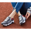 Grey Color Casual Jogging Breathable Sports For Women SH-32GR image