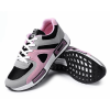 Grey Color Summer Sports Running Shoes For Women SH-46GR image