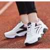 White Color Casual Jogging Breathable Sports For Women SH-32W image